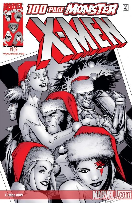 X-Men (1991) #109