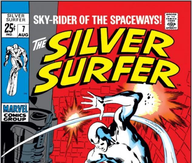 SILVER SURFER #7
