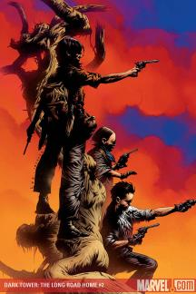 Dark Tower: The Long Road Home #2