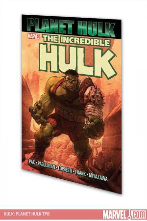 Hulk: Planet Hulk (2008)