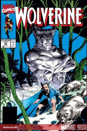 Wolverine #25