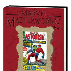 MARVEL MASTERWORKS: ANT-MAN/GIANT-MAN VOL. 2 HC #0