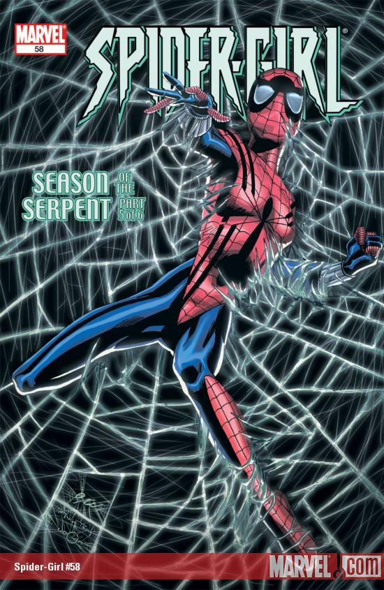 Spider-Girl (1998) #58