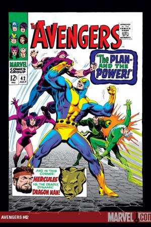 Marvel Masterworks: The Avengers Vol. (2005)