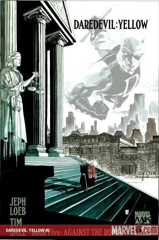 Daredevil: Yellow (2001) #5
