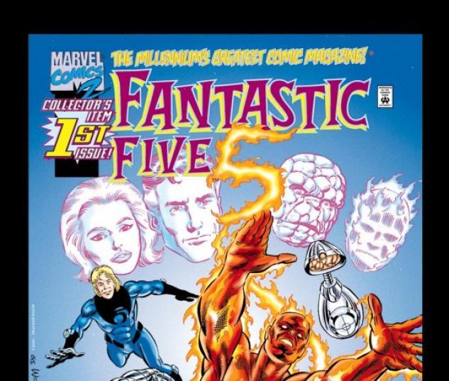 Fantastic Five (1999) #1