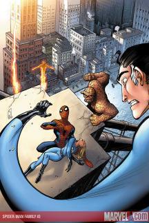 Spider-Man Family (2007) #3