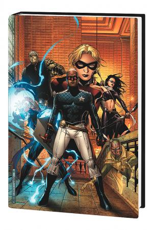 Young Avengers Vol. 2: Family Matters Premiere (Hardcover)