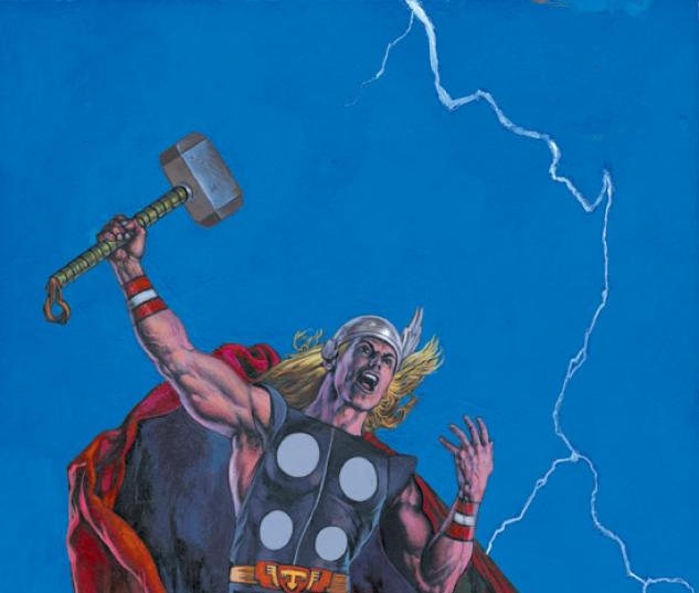 THOR: VIKINGS (2003) #5 COVER