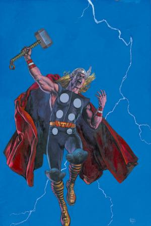Thor: Vikings #5