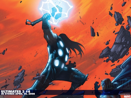 Ultimates 3 (2007) #4 Wallpaper