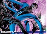 Fantastic Four: The End (2006) #5 Wallpaper