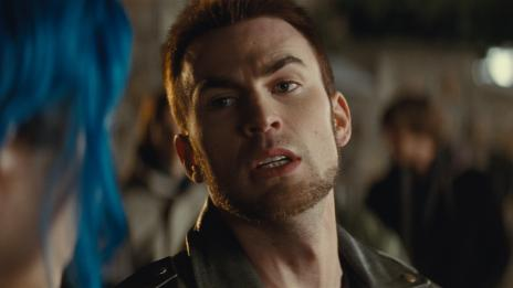 Chris Evans in 'Scott Pilgrim vs. The World'