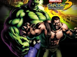 MvC3 Showdown Spotlight: Hulk vs. Haggar