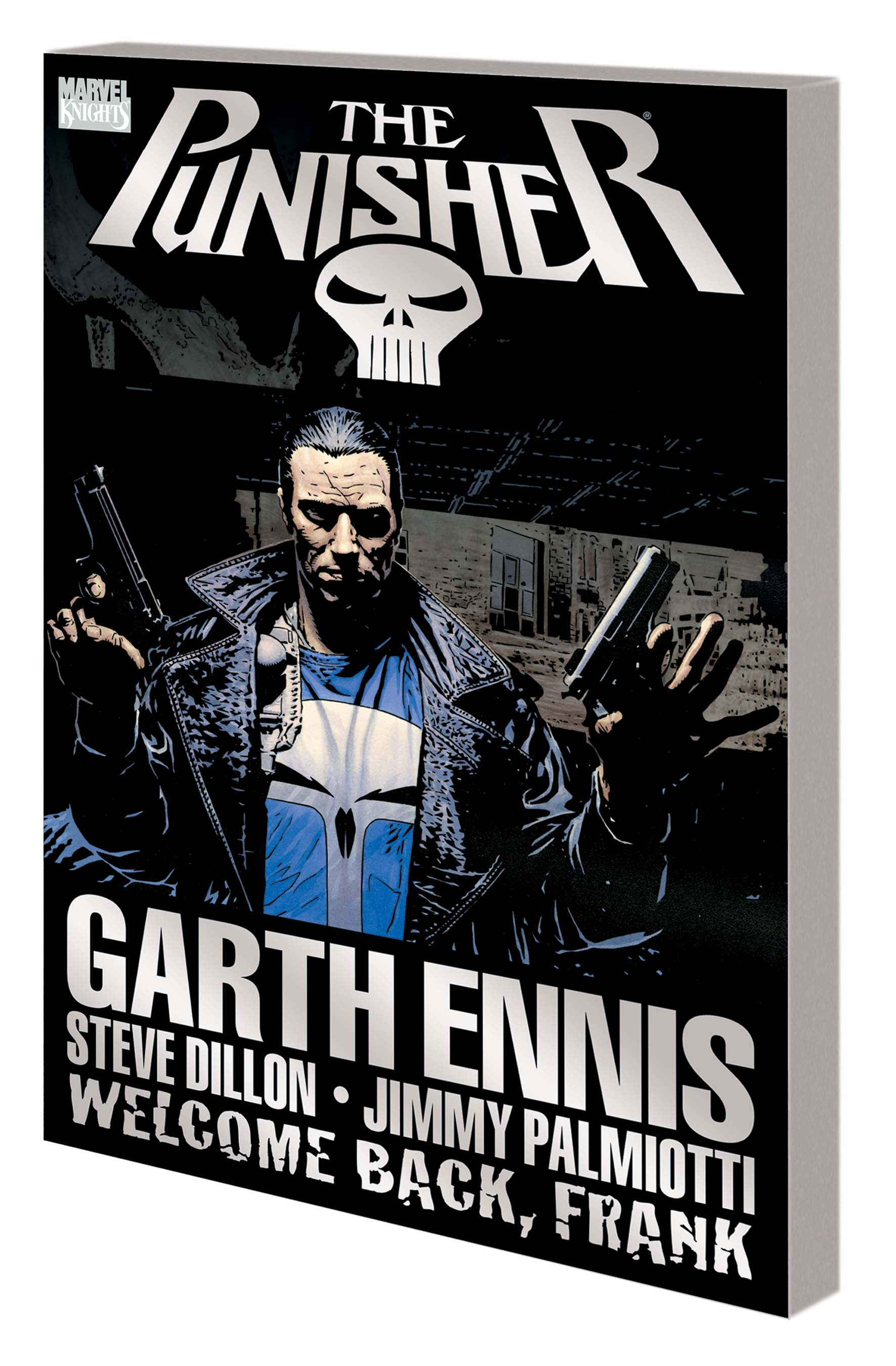 Punisher: Welcome Back, Frank (New Printing) (Trade Paperback)