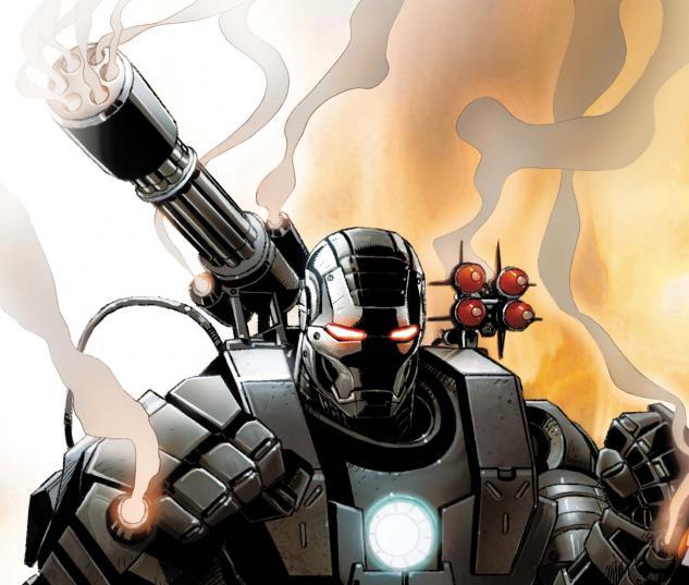 Iron Man 2.0: Modern Warfare (2011) #1
