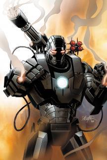 Iron Man 2.0: Modern Warfare #1