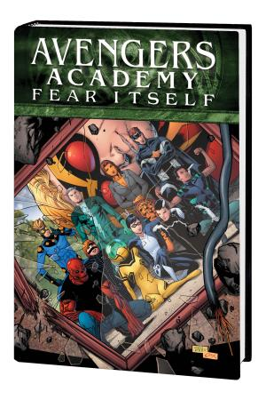 FEAR ITSELF: AVENGERS ACADEMY PREMIERE HC (Hardcover)