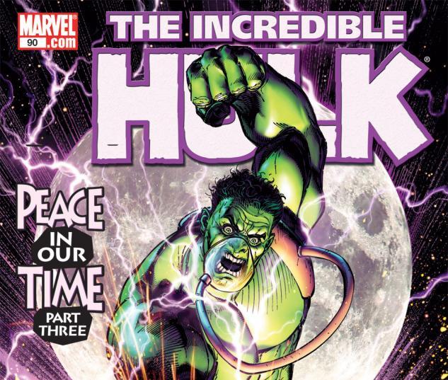 Incredible Hulk (1999) #90