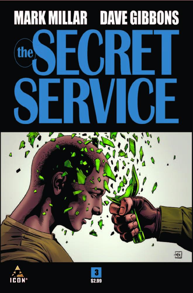 Secret Service (2012) #3