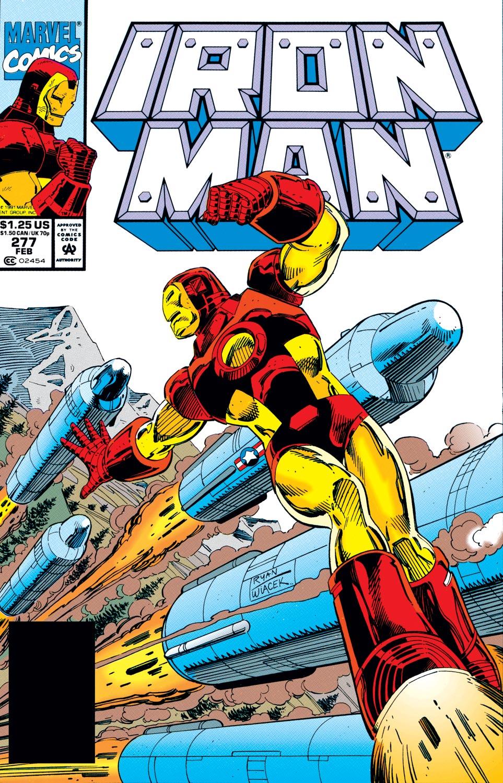 Iron Man (1968) #277