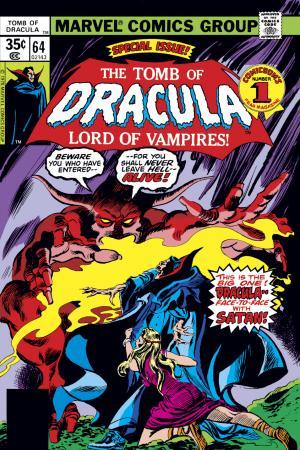 Tomb of Dracula (1972) #64