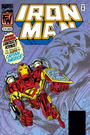Iron Man #314