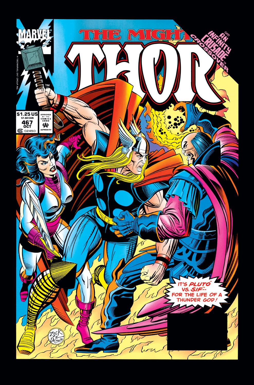 Thor (1966) #467