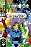 Excalibur (1988) #43 Cover