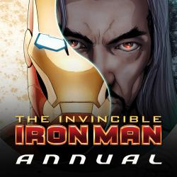 Invincible Iron Man Annual (2010)