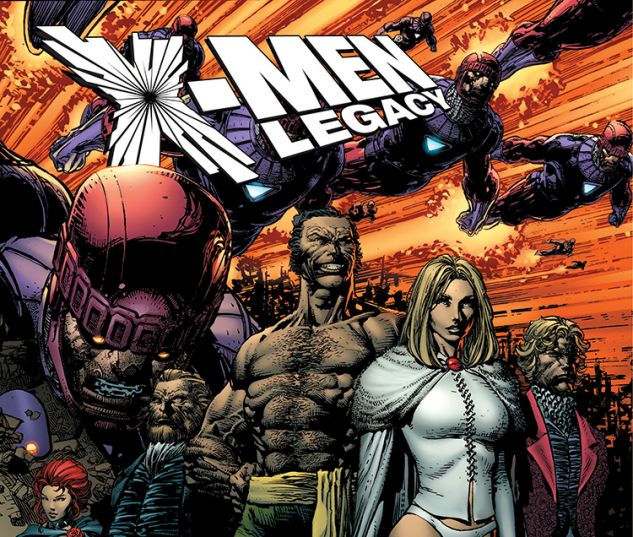 X-Men Legacy (2008) #210