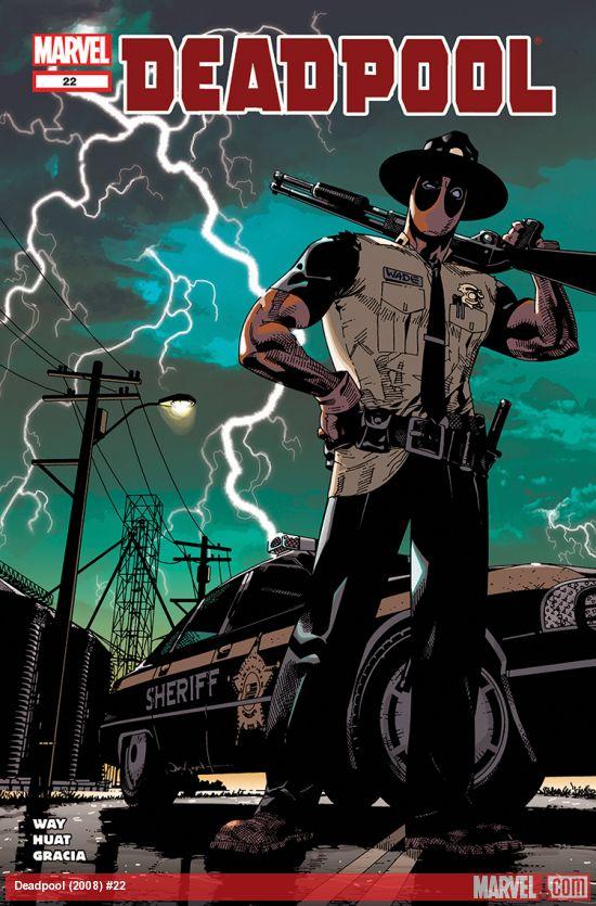 Deadpool (2008) #22