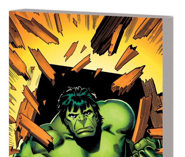 HULK: FROM THE MARVEL UK VAULTS TPB