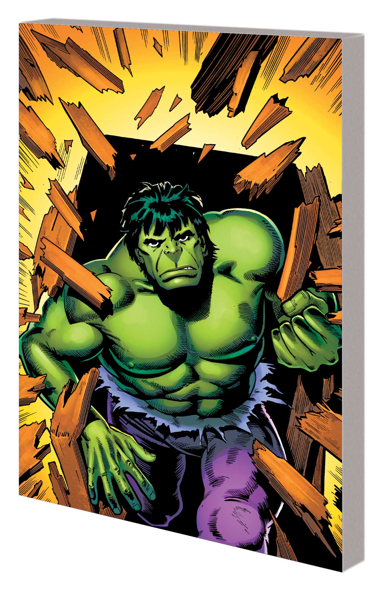 Hulk: From the Marvel Uk Vaults (Trade Paperback)