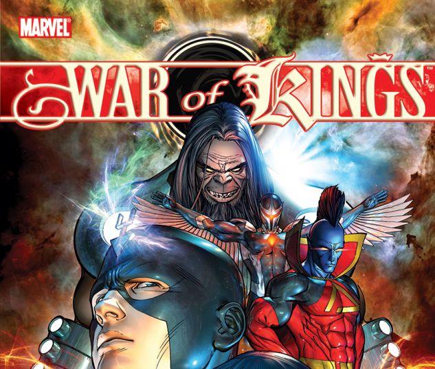 c82e7293b8537 WAR OF KINGS (HARDCOVER) - cover art