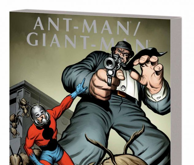 MARVEL MASTERWORKS: ANT-MAN/GIANT-MAN VOL. 1 TPB