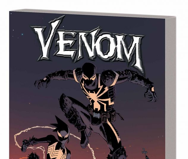 VENOM: THE LAND WHERE THE KILLERS DWELL TPB