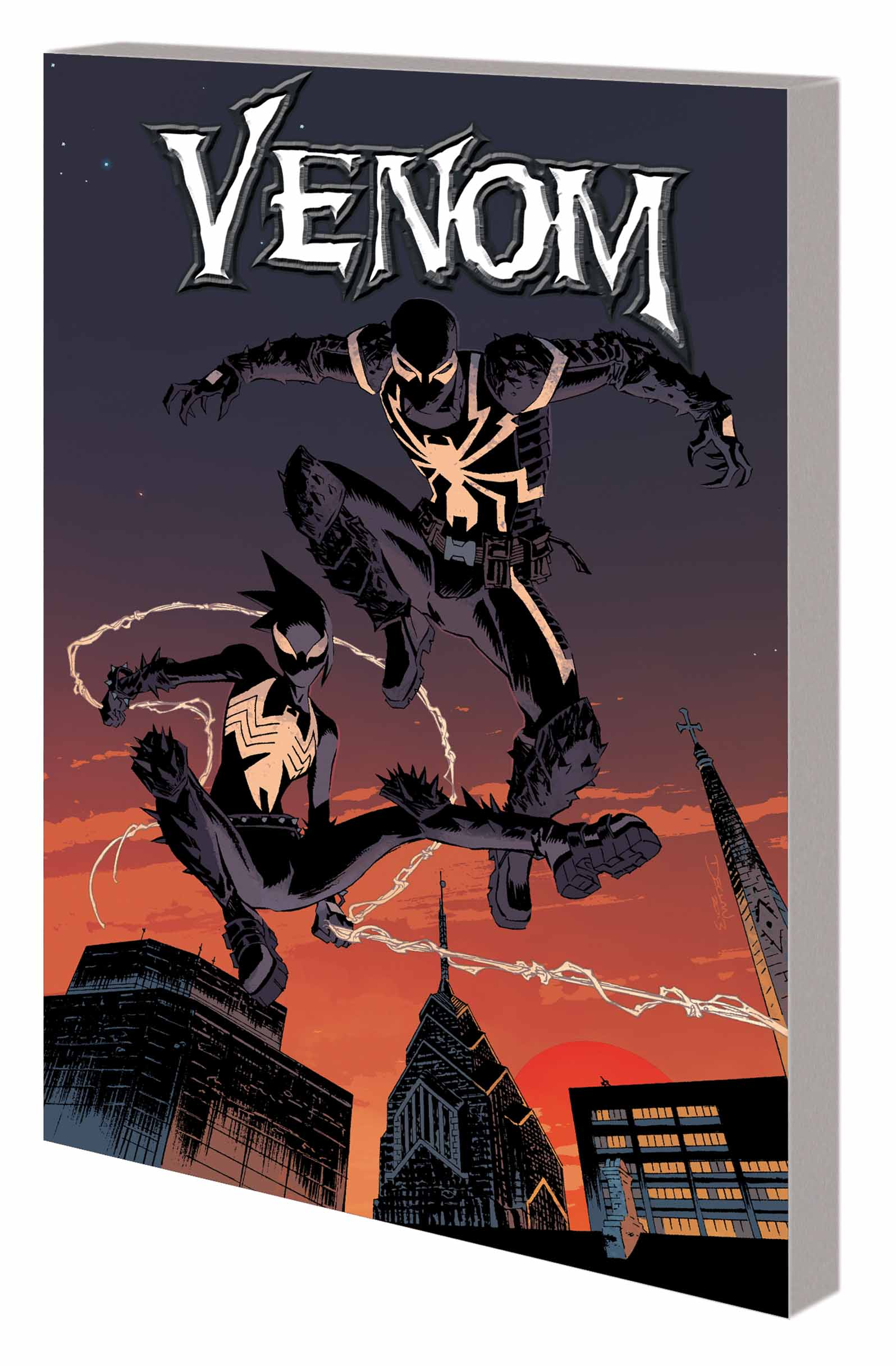 VENOM: THE LAND WHERE THE KILLERS DWELL TPB (Trade Paperback)