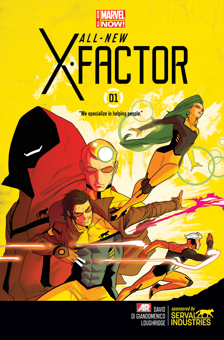 All-New X-Factor (2014) #1