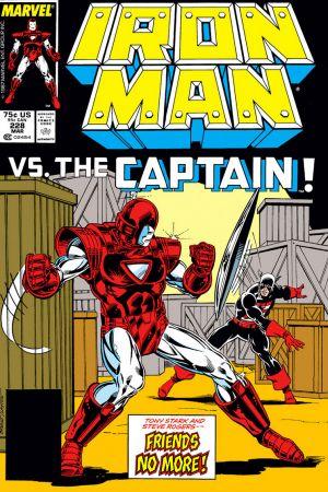 Iron Man #228