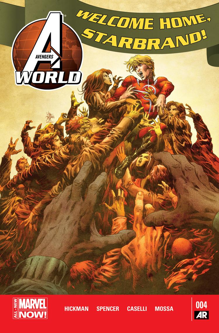 Avengers World (2014) #4