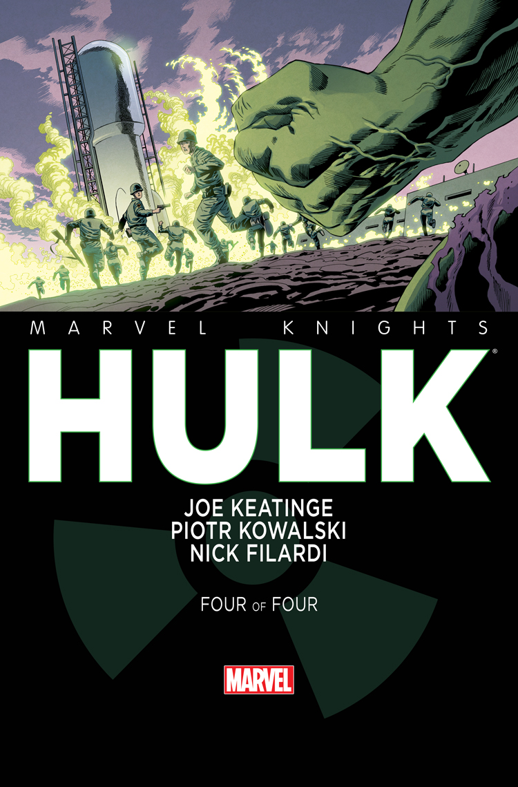 Marvel Knights: Hulk (2013) #4