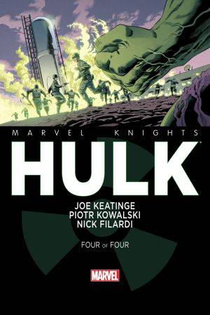 Marvel Knights: Hulk #4