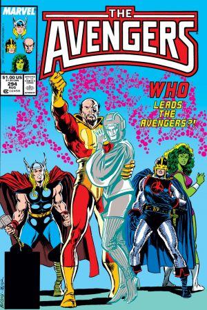 Avengers (1963) #294