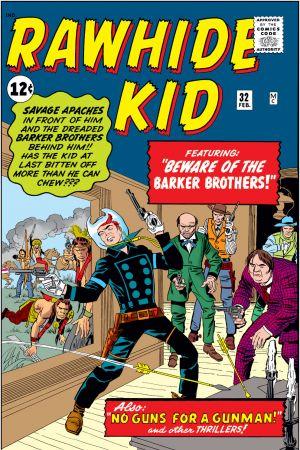 Rawhide Kid (1955) #32