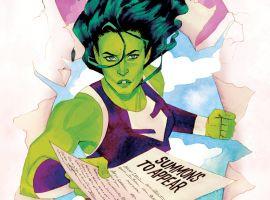Happy 35th Birthday, She-Hulk