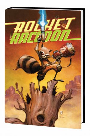 Rocket Raccoon: A Chasing Tale (Hardcover)