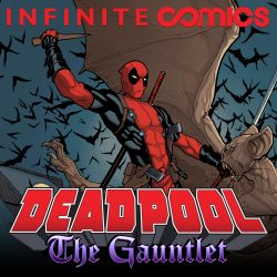 Deadpool Infinite Digital Comic
