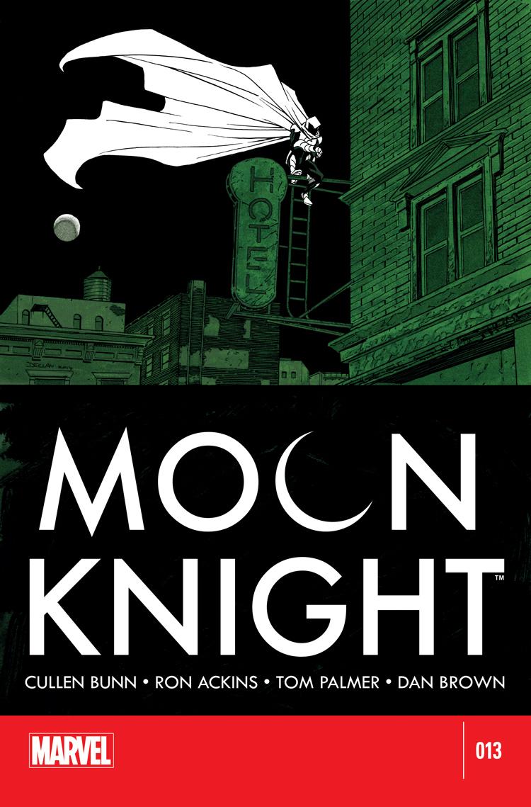 Moon Knight (2014) #13