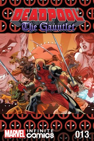 Deadpool: The Gauntlet Infinite Comic #13
